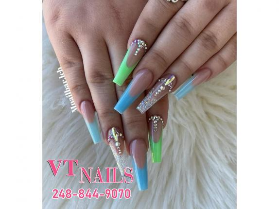 VTNAILS | Nail salon 48315 | Shelby Charter Township Michigan 48315